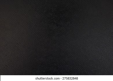 Leather black textured background