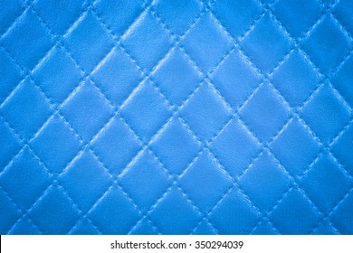 leather, Blue background
