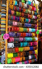 Leather bracelets - Souvenirs of Florence, Tuscany, Italy