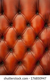 leather chesterfield Burgundy pattern vertical
