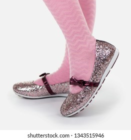 Leather girl shoes. children's shoes. Shoes for girls