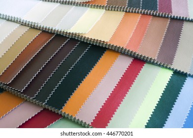 leather interior color palette