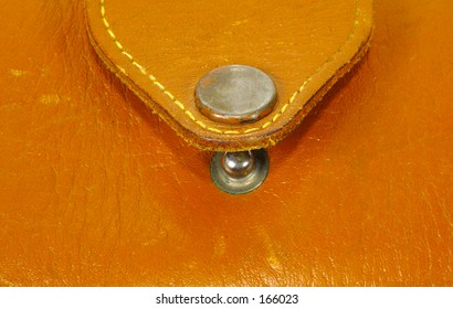 Leather Purse Snap