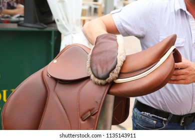 leather saddle cleaning