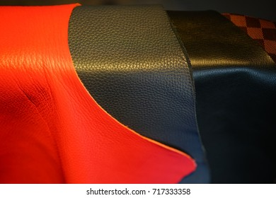 Leather sheet