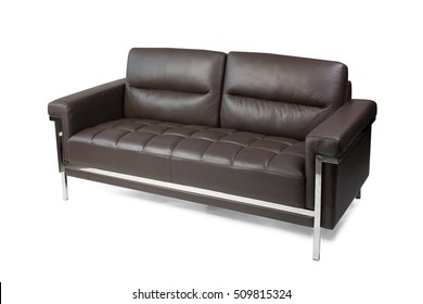 1000+ Single Leather Sofa Stock Images, Photos & Vectors ...
