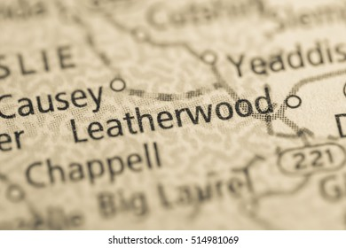 Leatherwood. Kentucky. USA