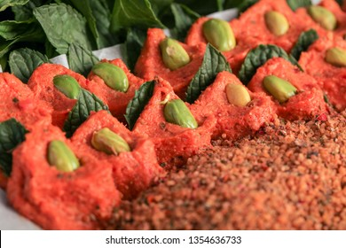 lebanese food kebbeh nayyeh