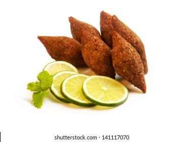 Lebanese Food - Kibe