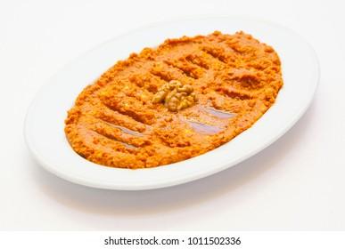 Lebanese Meze Plate