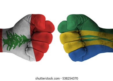 LEBANON vs SAINT VINCENT