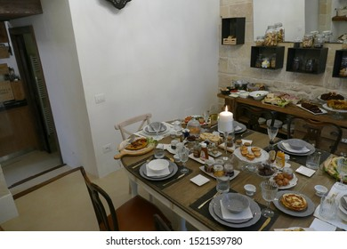 LECCE, ITALY - APR 8, 2019 - 