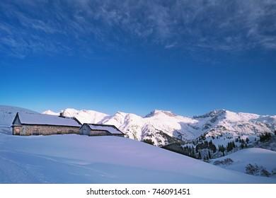 Lech Arlberg Austria