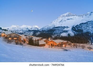 Lech OT Zug am Arlberg