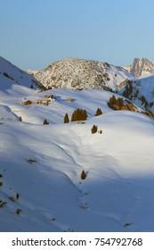 Lech-Oberlech-Arlberg-View from Tannegg