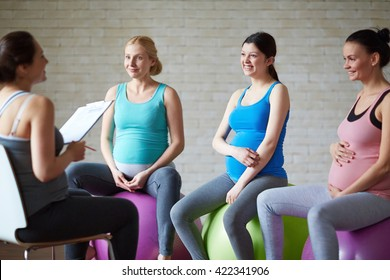 Lecture for the pregnants
