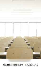 Lecture room image