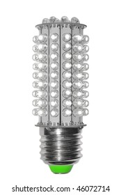 LED bulb technology with standard thread.