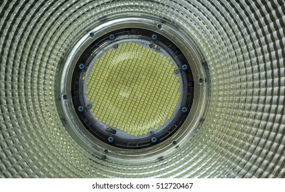 LED down light close up