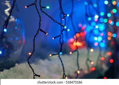 LED electric Christmas lights