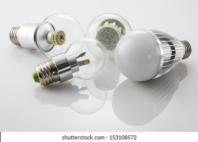 LED lamps E27  with a new  technology and different lamp power