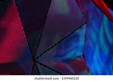 led light effect