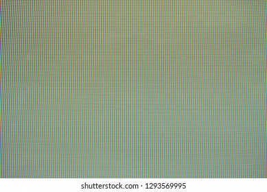 LED Monitor Texture Background.