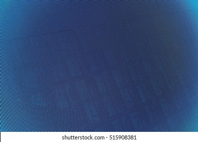 LED screen panel texture background