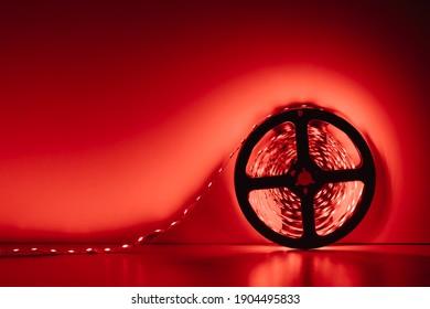 roter Blechstreifen