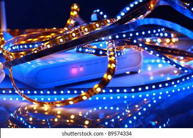 Led Lights Images Stock Photos Amp Vectors Shutterstock