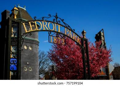 Ledroit Park DC