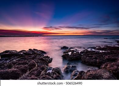 Lee Point Sunset, Darwin NT Australia