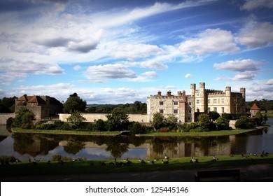 Leeds Castle View
