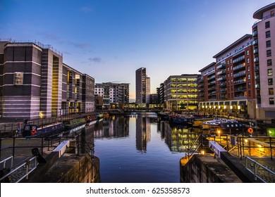 Leeds, Clarence dock