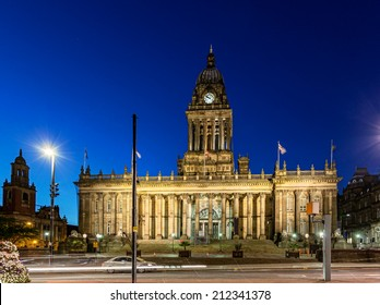 Leeds Town Hall is a grade I building,  conveniently located in the center of Leeds, next to Leeds Central Library and Leeds City Art Gallery.