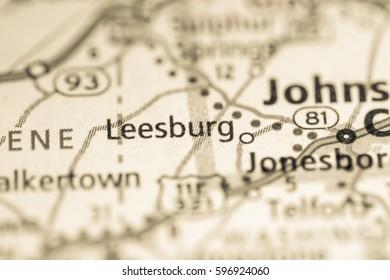 Leesburg. Tennessee. USA