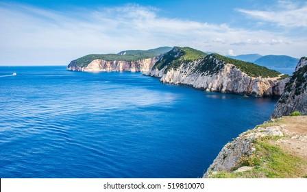 Lefkada Island, Greece - Cape of Doukato (Lefkatas)
