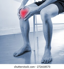 Leg muscle pain,Knee pain