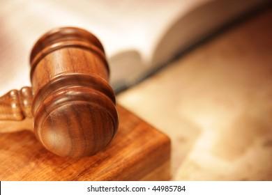 Legal knowledge concept