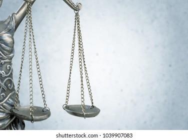 Legal law concept
