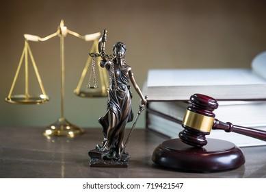 Legal Law Legislation Concept. Rustic background