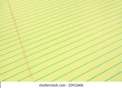 Wide Ruled Paper Stock Photos, Images & Photography