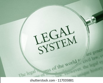 Legal system documents