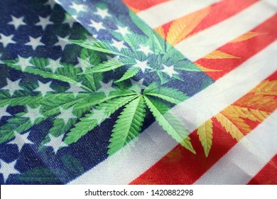 Legalized Marijuana Industry In USA High Quality