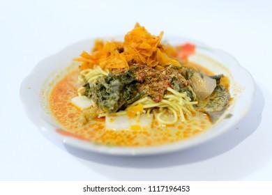 """The Legend Indonesian Food """"Lontong Padang"""""""