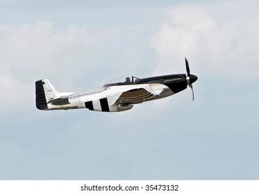 Legendary World War II Mustang fighter