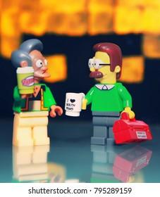 Lego people studio quality