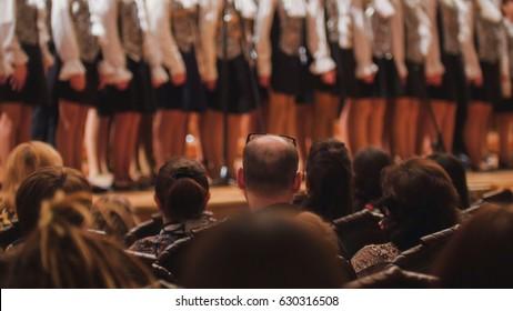 Choir Singing Images, Stock Photos & Vectors | Shutterstock