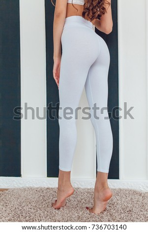 Sexy white girls in tights