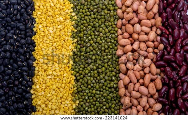 Legumes Texture